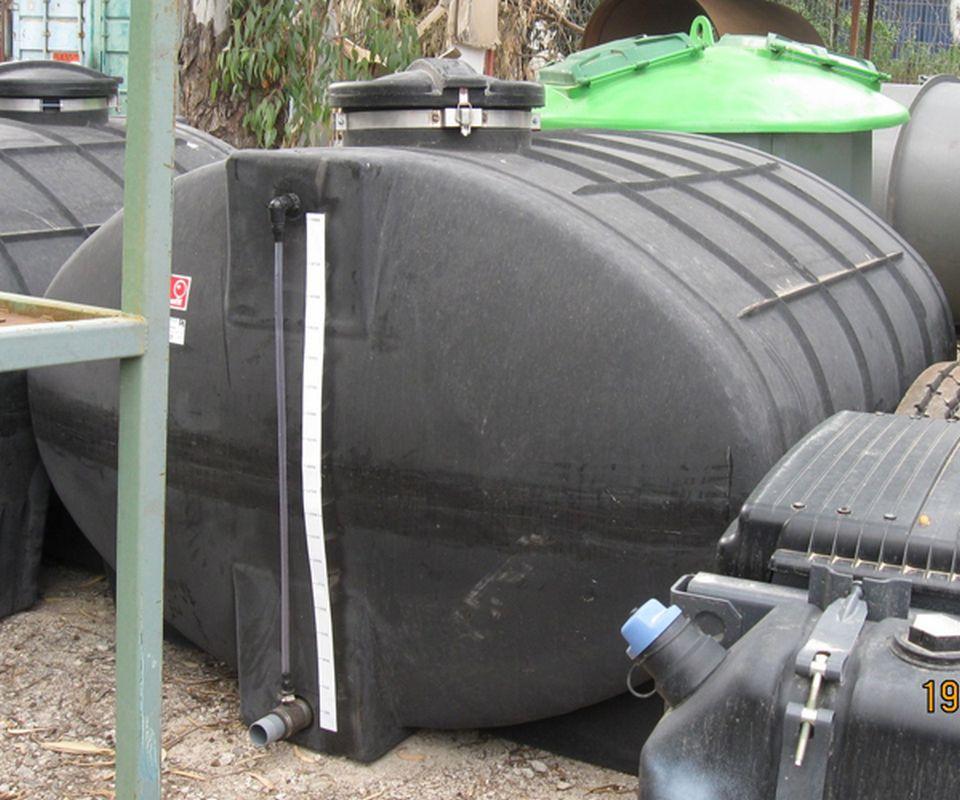 מאוד מיכלי מים   מיכלים גדולים לאגירת מים בתעשייה - קבוצת אלון EC-25
