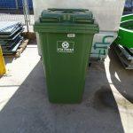 פחי אשפה ירוקים